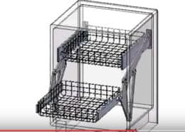 Dishwasher Linkage