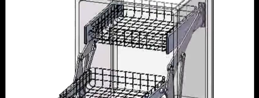 Dishwasher Linkage