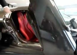 Koenigsegg Door