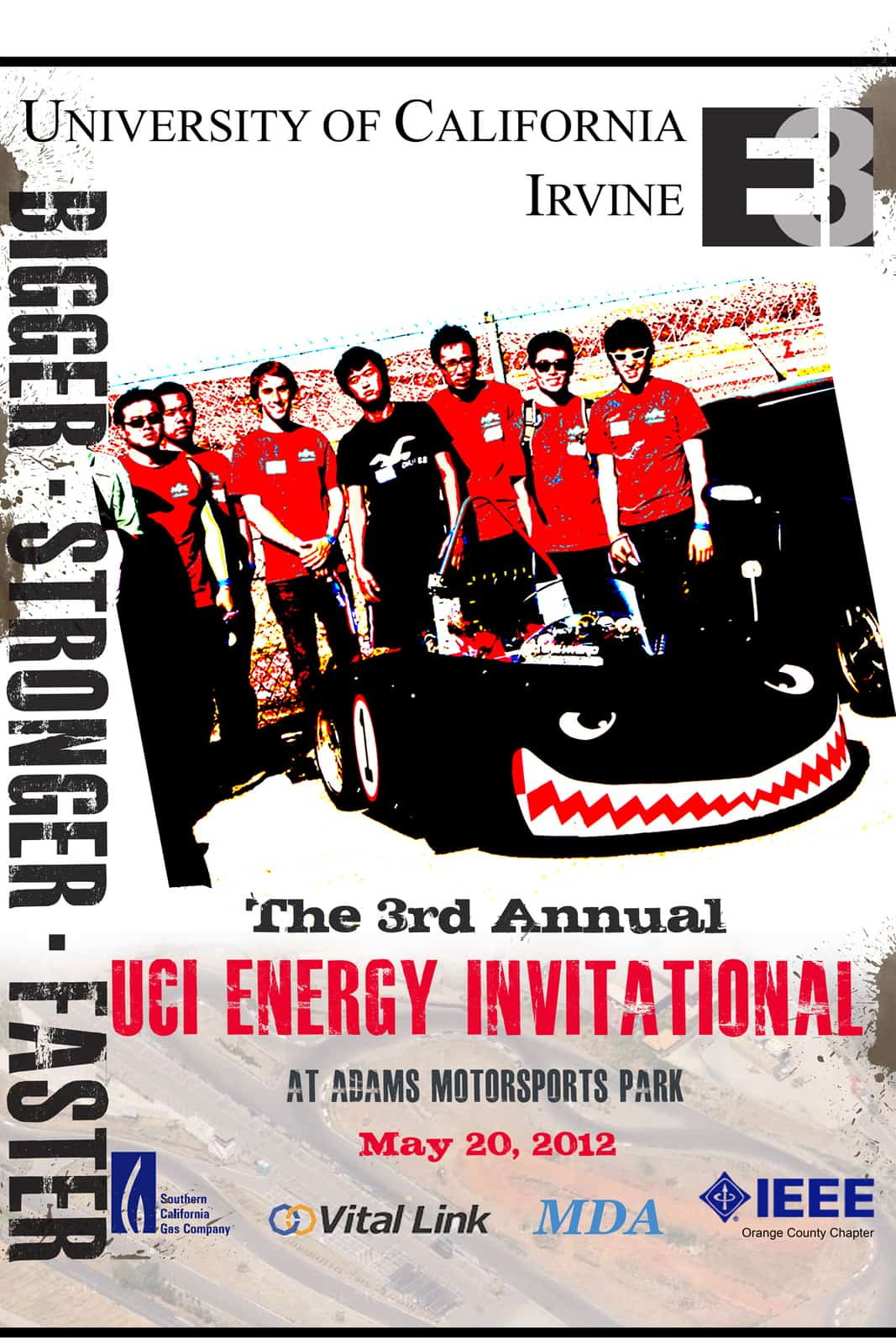 2012 Energy Invitational Poster