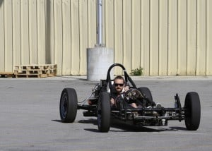 Formula V chassis