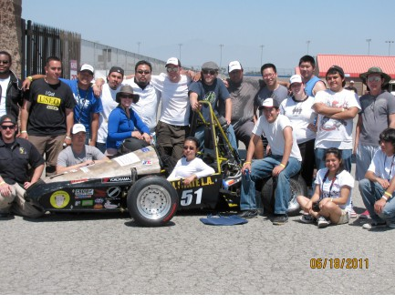 CSULA team