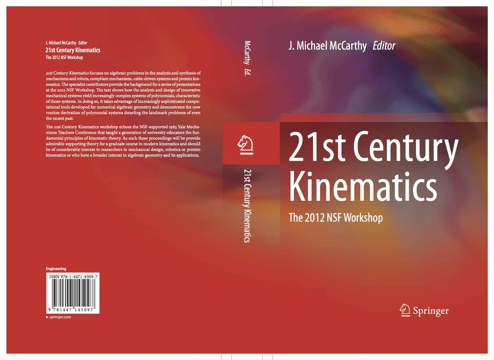 Cover 21st Century Kinematics