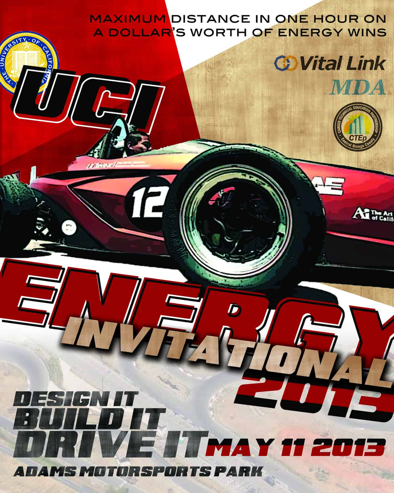 UCI Energy Invitational 2013