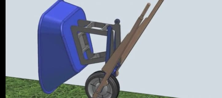 Wheel Barrow Linkage