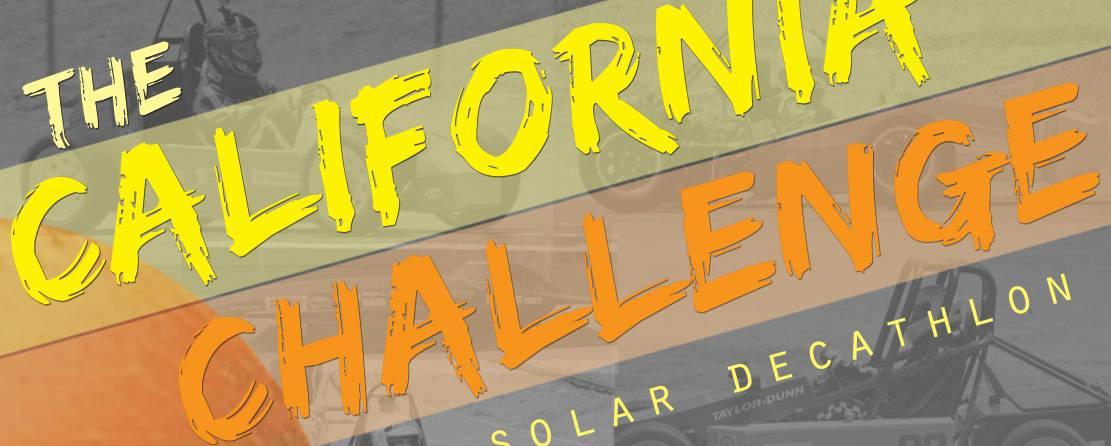 California Challenge Header