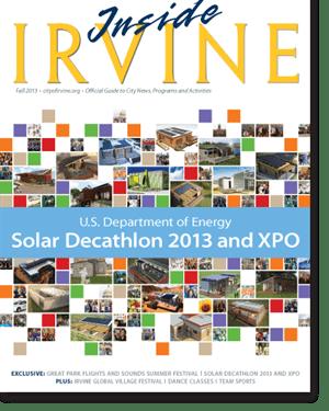 Inside Irvine Fall 2013