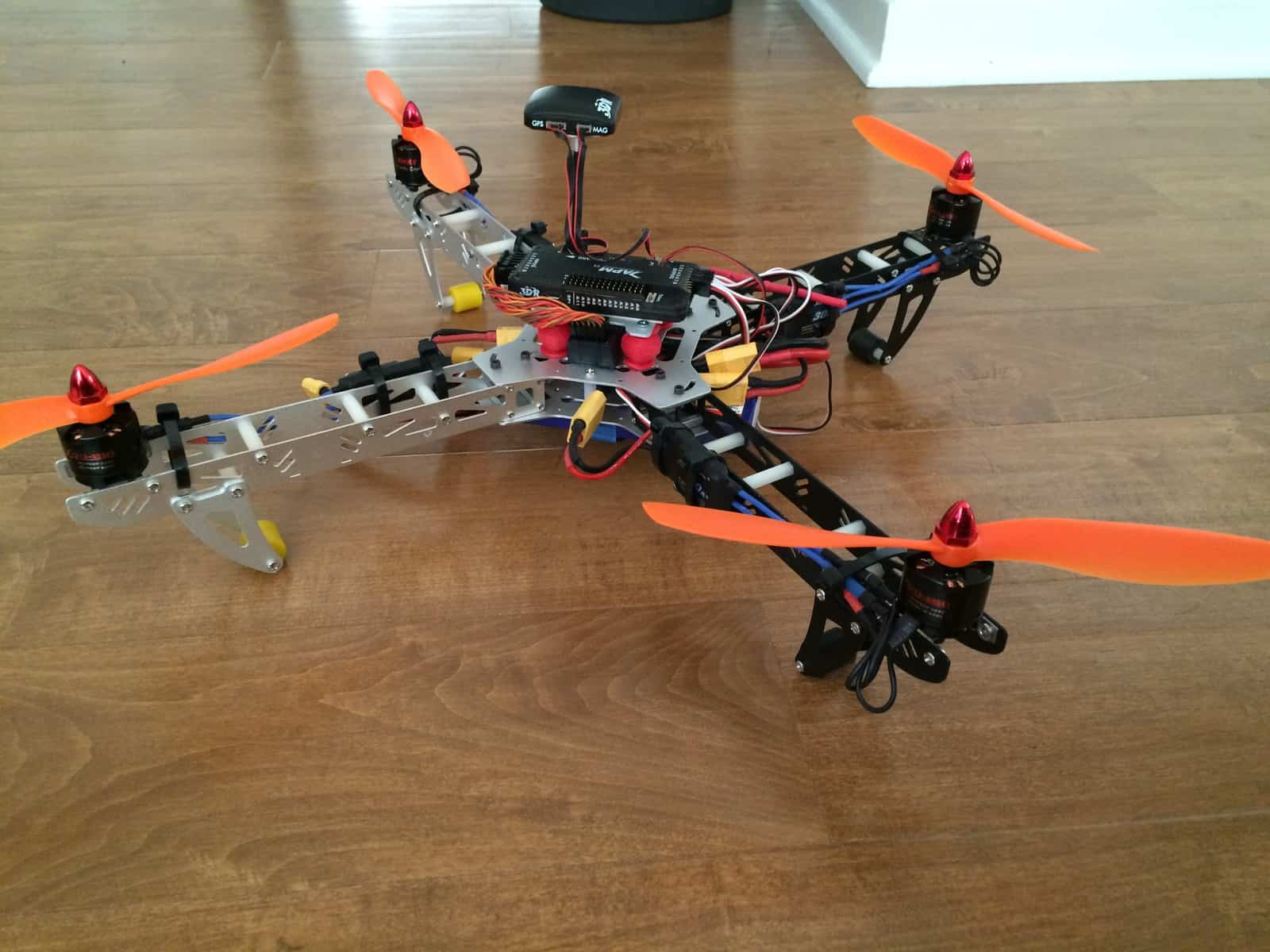Rescue robotics project based learning mechanical