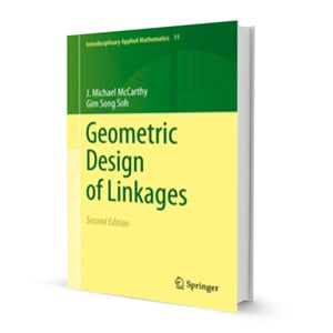 Geometric Design of Linkages book