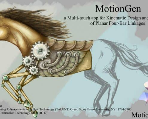 MotionGen Horse