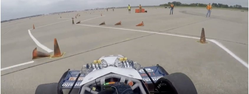 2018 Phantom FSAE Autocross